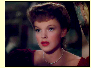 "Judy Garland sings ""Have Yourself a Merry Little Christmas"" in the movie 'Meet Me in St. Louis'"
