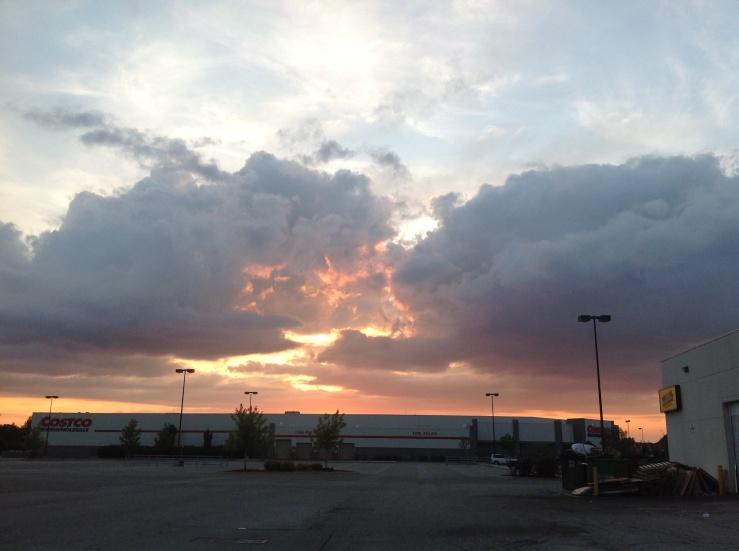 The Sun Sets Everywhere