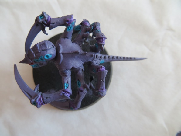 Third Detail Colour : Genestealer Purple