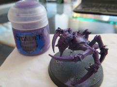 First Flat Layer: Xereus Purple