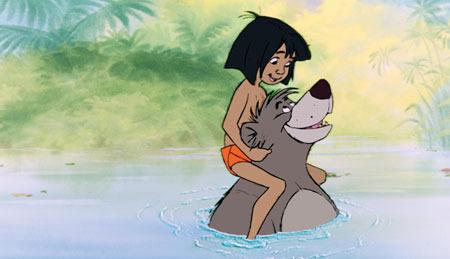 mowgli-baloo-swimming