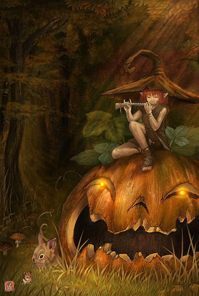 Halloween_by_Thunderbird111